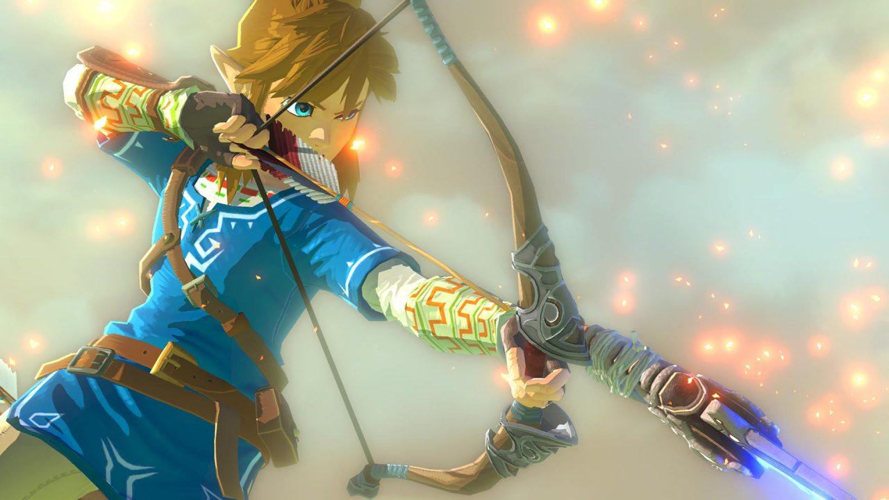 Det där är Zelda, inte Link
