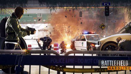 Battlefield: Hardline (beta)