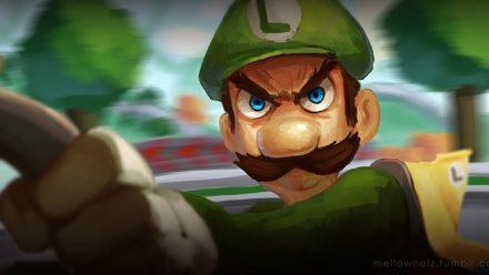 Mina problem med Mario Kart 8