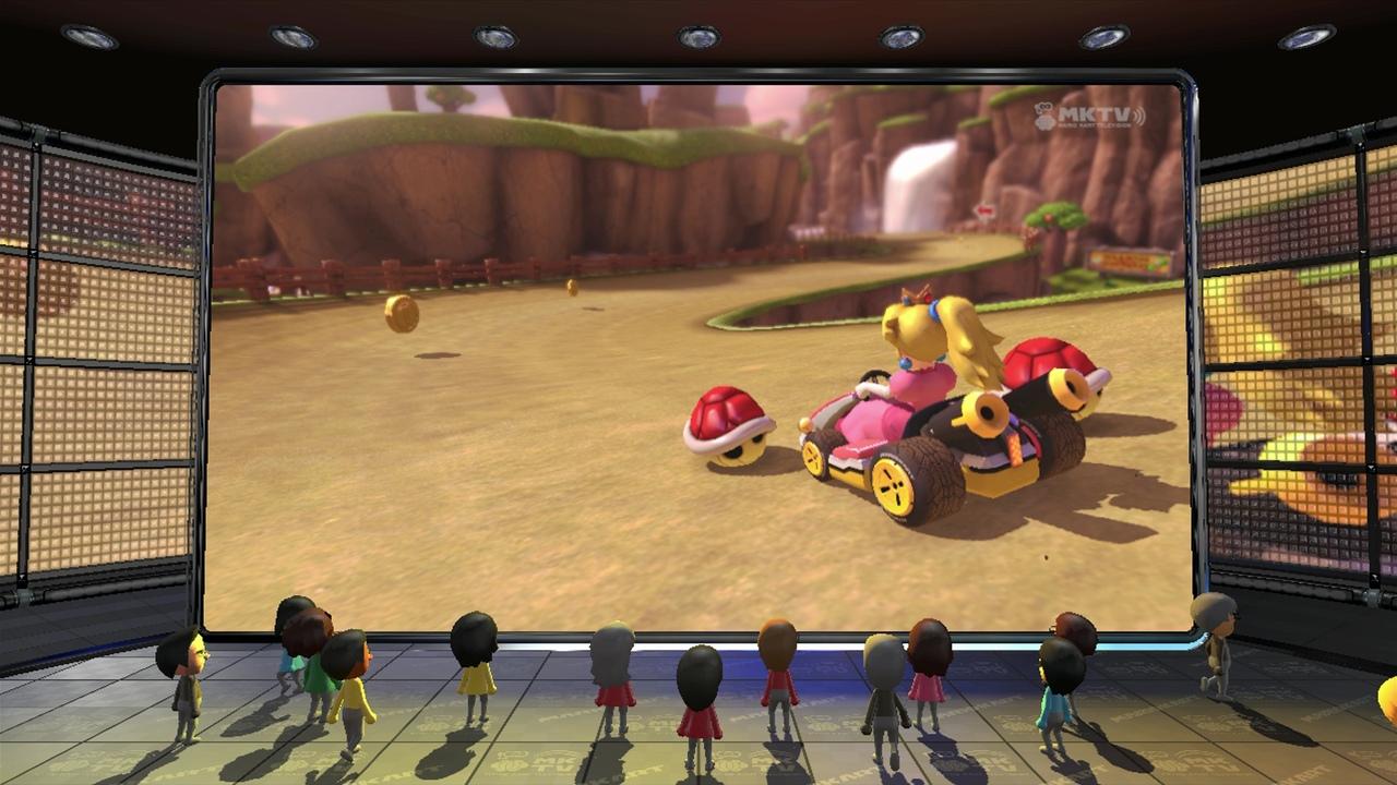 Mario Kart 7 online matchmaking koppla upp webbplatser recensioner