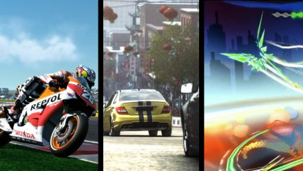 Tre snabba: Moto GP 2014, Grid Autosport, Entwined