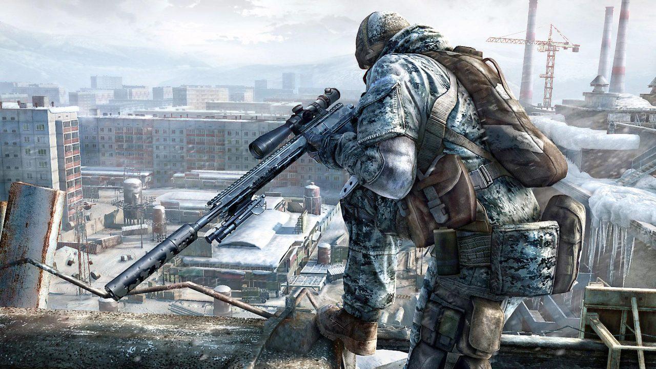 Den oundvikliga texten om snipers