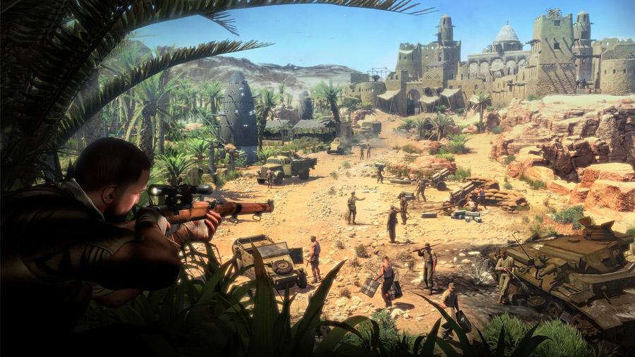 Sniper Elite är bättre än Call of Duty