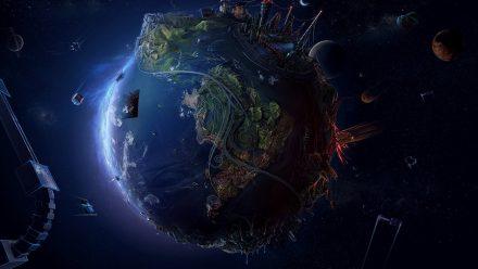(Spel)världen är så stor, så stor