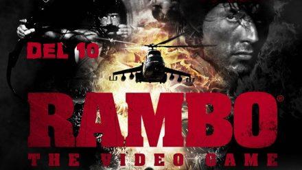 RAMBO: Del 10 – Varför flög han inte bara iväg för? Va?