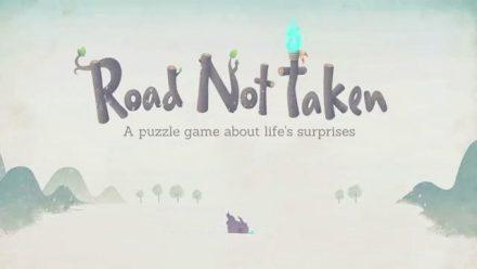 Road not Taken