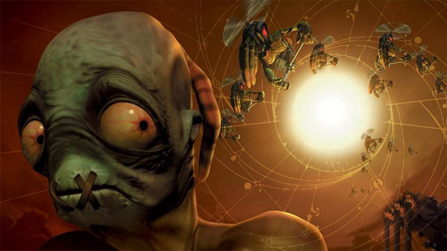 Oddworld: Abe's Oddysee – New 'n' Tasty (PS4)