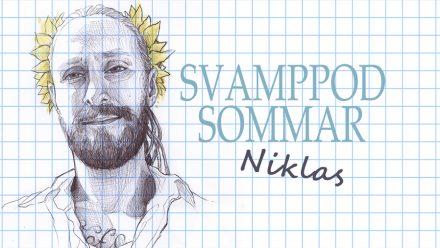 Svamppod Sommar: Niklas