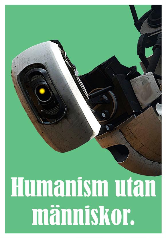 Humanism utan människor