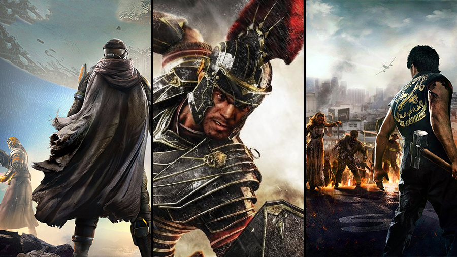 Avsnitt 84: Destiny, Ryse: Son of Rome och Dead Rising 3