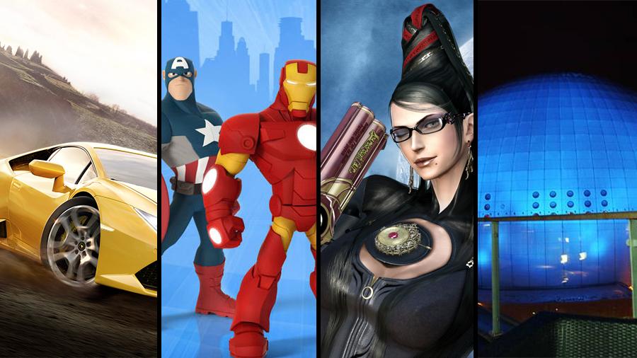 Avsnitt 86: Forza Horizon 2, Disney Infinity 2.0, Bayonetta och Dreamhack Stockholm