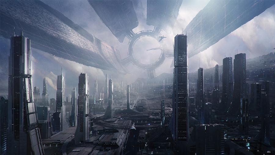Topp 10: Musiken i Mass Effect