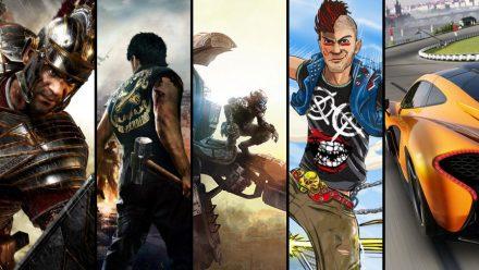 5 snabba – Xbox One Edition