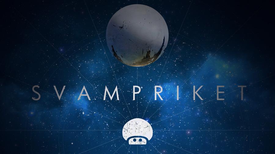 Spela Destiny med Svampriket!