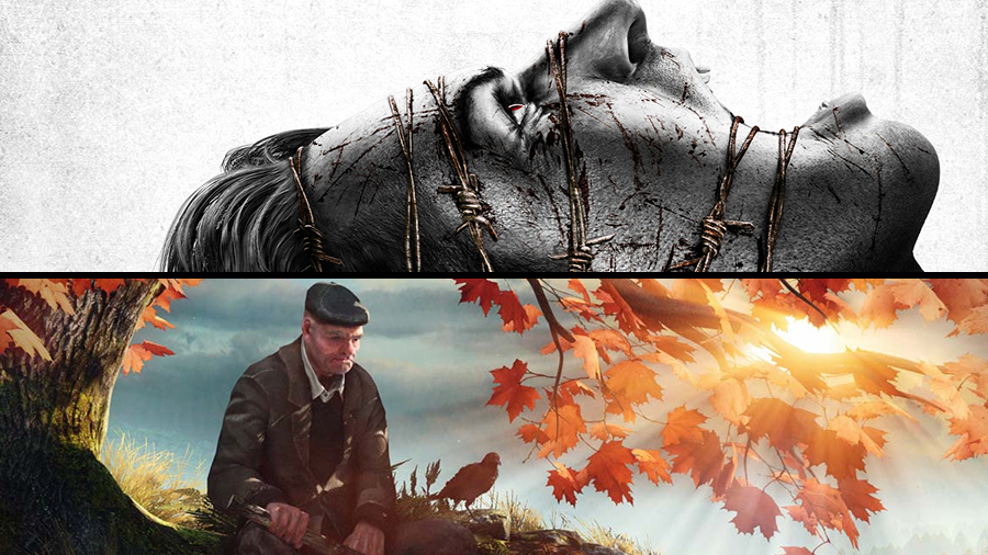Avsnitt 89: The Evil Within & The Vanishing of Ethan Carter
