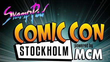 Avsnitt 91: Comic Con Gamex 2014