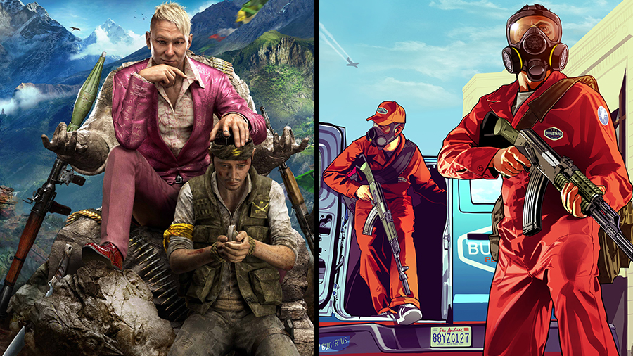 Avsnitt 94: Far Cry 4 & GTA V: Remastered