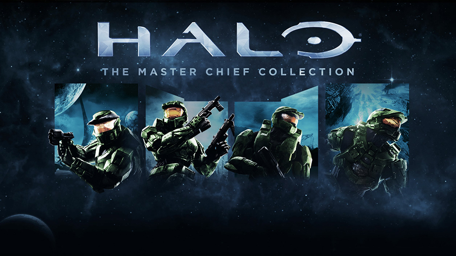 Halo: Master Chief Collection (Xbox One)