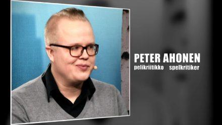 Peter Ahonen medverkar i SVT