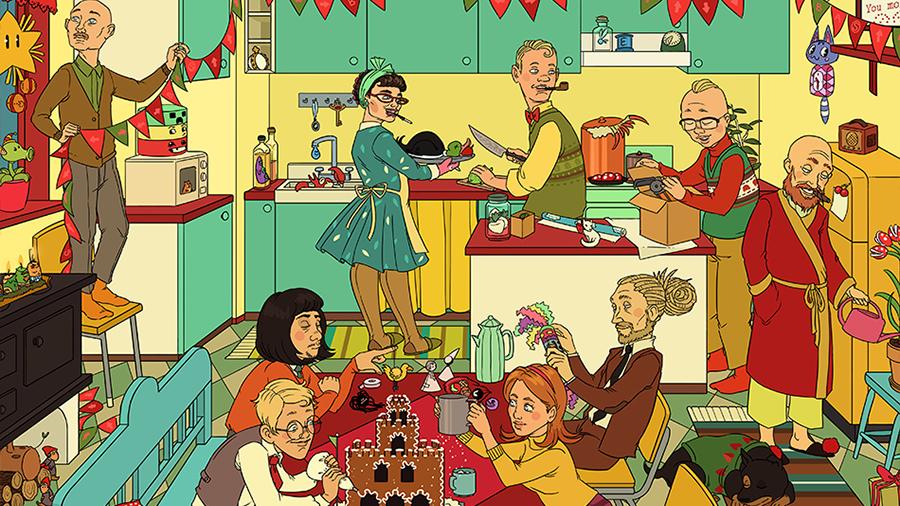 Avsnitt 98: Julspecial