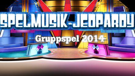 Spelmusik-Jeopardy: Gruppspel 2014