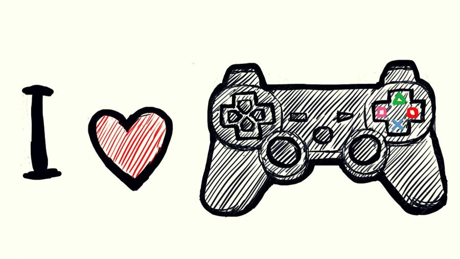 Jag vill vara stolt över att vara gamer