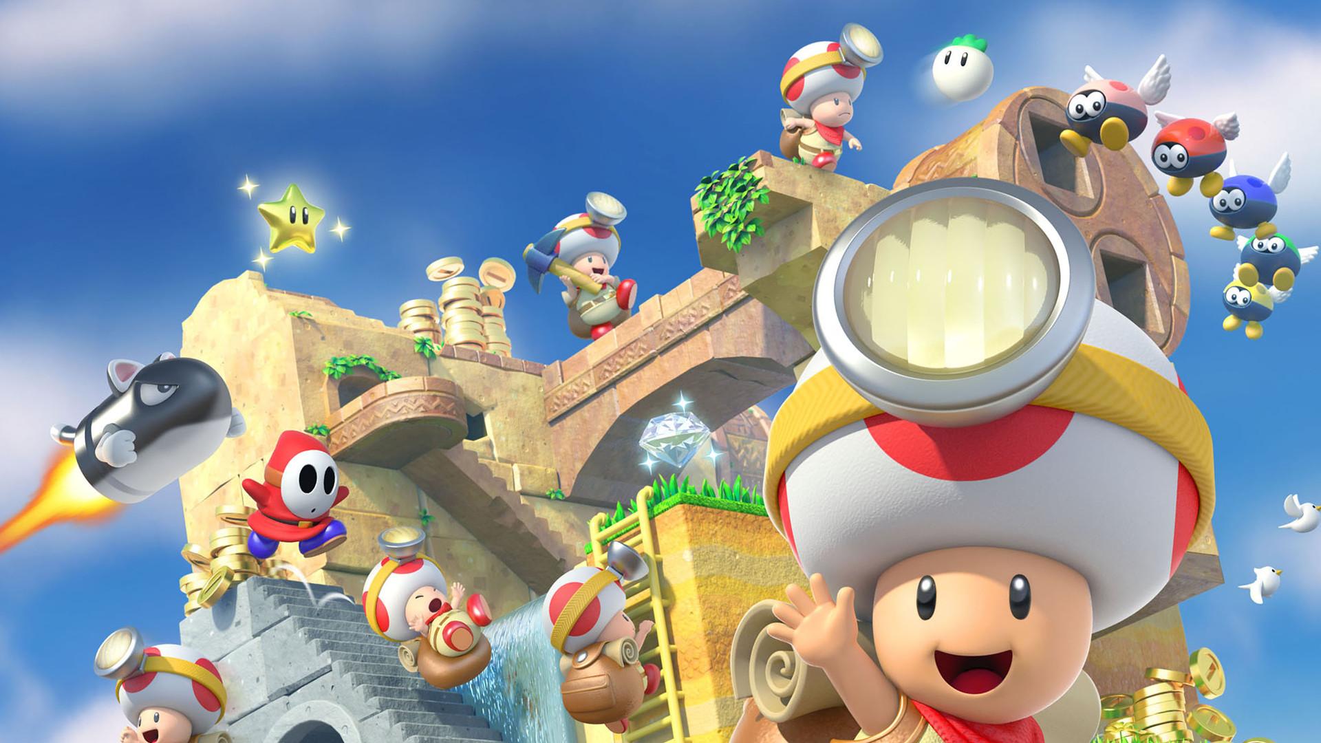 Sen recension av Captain Toad: Treasure Tracker