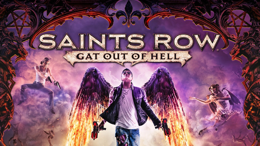 Saints Row: Gat out of Hell (PS4)