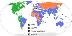 TV-formatens utbredning över världen