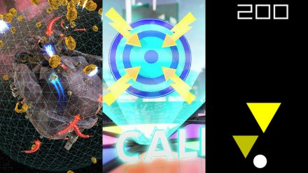 Tre snabba: Super Stardust Ultra, Trivial Pursuit Live och Polynoid