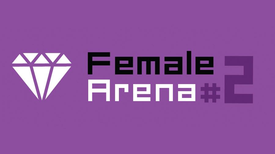 Evenemangstips: Female Arena #2