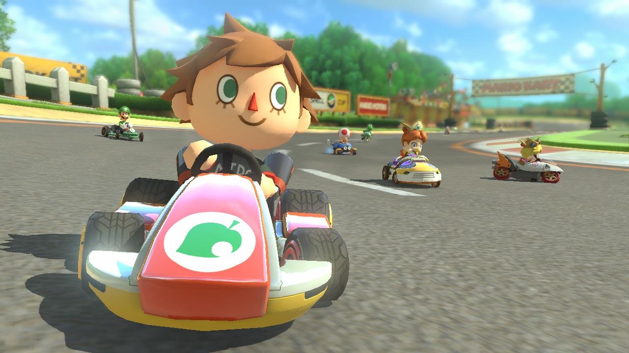 Mario Kart 8 – DLC 2 och Tisdagscuppen