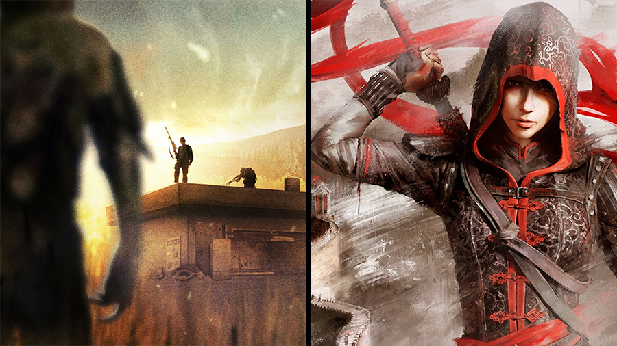 Avsnitt 112: State Of Decay och Assassins Creed Chronicles: China