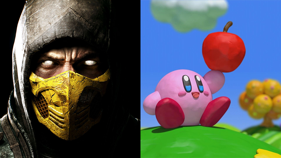 Avsnitt 111: Mortal Kombat X och Kirby And The Rainbow Paintbrush
