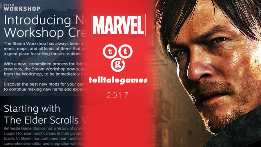 Nyhetssvepet: Marvtale, Silent Hill-död och modfiasko