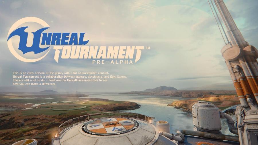 Intryck från Unreal Tournament 4 Pre-Alpha