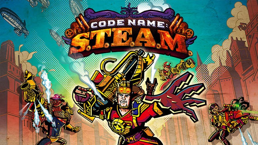 Code Name: S.T.E.A.M. (3DS)