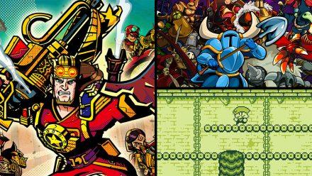 Avsnitt 113: Codename S.T.E.A.M, Shovel Knight och Tiny Dangerous Dungeons