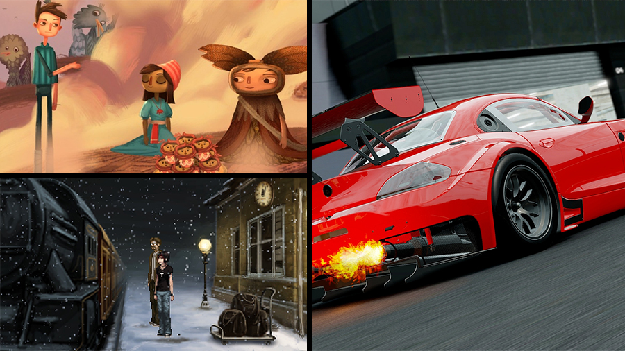 Avsnitt 114: Broken Age act 2, The Charnel House Trilogy och Project Cars