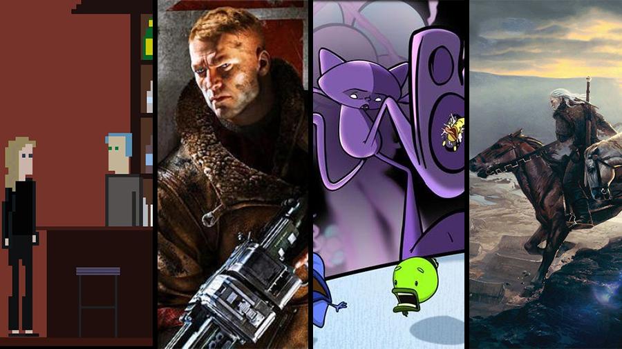 Avsnitt 115: Epanalepsis, Wolfenstein: The Old Blood, Shrödingers Cat and raiders of the lost Quark och The Witcher III: Wild Hunt