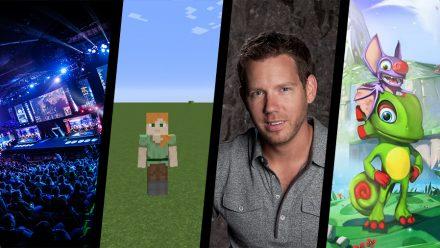 MTG+ESL=sant?, PC på E3, megasnabb crowdfunding, tjej i Minecraft