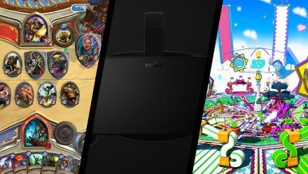 Miljontals Hearthstone-spelare, Oculus-release och Nintendo-nöjesparker
