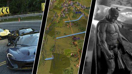Driveclub på PS+, sydstatsflaggor och Batmans PC-fiasko