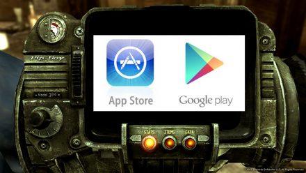 Fallout i mobilen