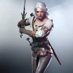 TheWitcher3-Ciri