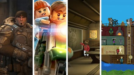 Avsnitt 120: Gears Of War: Ultimate Edition (Beta), LEGO Jurassic World, Fallout Shelter, You Must Build A Boat & Yoshis Woolly World (igen)
