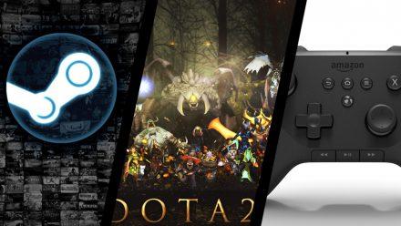Amazon utvecklar spel, Dota 2 får rekordpott och Valve låter dig lämna tillbaka spel