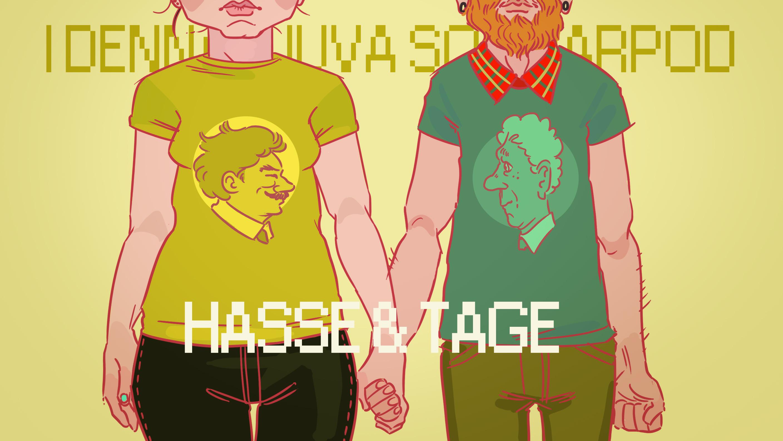 Annas Sommarpod: Hasse & Tage