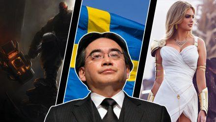 Iwatas död, Nintendos nationalism, svenska kvalitetsspel och jämställdhetsundersökning