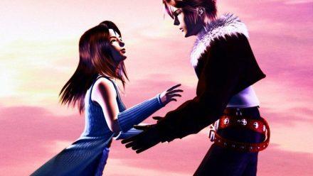 Varför fastnar inte Final Fantasy VIII?